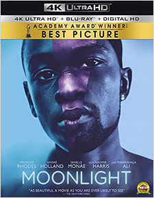Moonlight (4K Ultra HD Blu-ray)