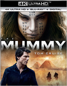 The Mummy (4K Ultra HD)