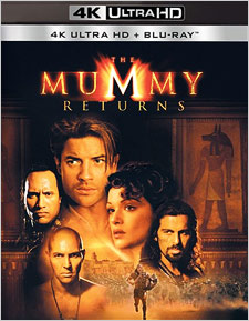 The Mummy Returns (4K Ultra HD Blu-ray)