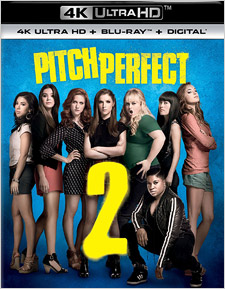 Pitch Perfect 2 (4K Ultra HD)