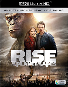 Rise of the Planet of the Apes (4K Ultra HD Blu-ray)
