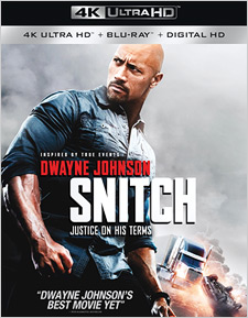 Snitch (4K Ultra HD Blu-ray)