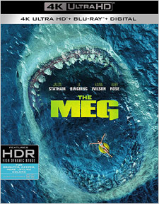 The Meg (4K Ultra HD)