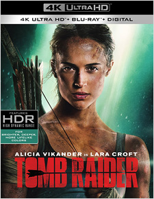 Tomb Raider (2018) (4K Ultra HD Blu-ray)