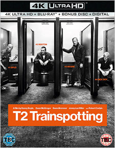 Trainspotting (4K Ultra HD Blu-ray - UK release)