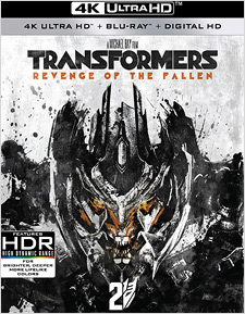 Transformers: Revenge of the Fallen (4K Ultra HD Blu-ray)
