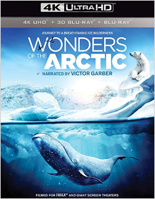 Wonders of the Arctic (4K Ultra HD Blu-ray Disc)