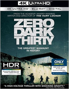 Zero Dark Thirty (4K Ultra HD Blu-ray)