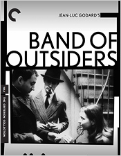 Band of Outsiders (Criterion Blu-ray Disc)