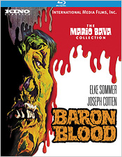 Baron Blood (Blu-ray Disc)