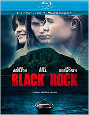 Black Rock (Blu-ray Disc)