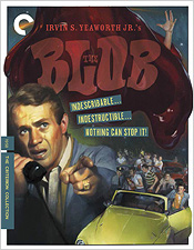 The Blob (Criterion Blu-ray Disc)