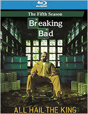 Breaking Bad: The Fifth Season (Blu-ray Disc)