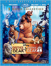 Brother Bear: 2 Movie Collection (Blu-ray Disc)