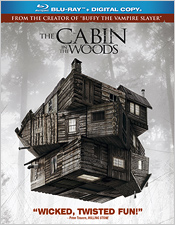 The Cabin in the Woods (Blu-ray Disc)