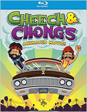 Cheech & Chong's Animated Movie (Blu-ray Disc)