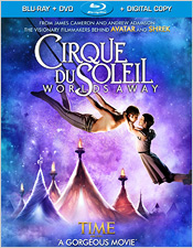 Cirque du Soleil: Worlds Away (Blu-ray Disc)