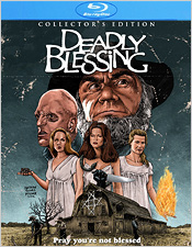 Deadly Blessing: Collector's Edition (Blu-ray Disc)