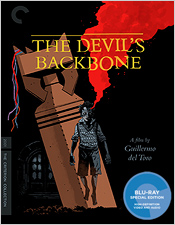 The Devil's Backbone (Criterion Blu-ray Disc)