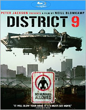 District 9 (Blu-ray Disc)