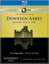 Downton Abbey: Seasons 1 & 2 (Blu-ray Disc)