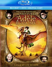 The Extraordinary Adventures of Adèle Blanc-Sec (Blu-ray Disc)