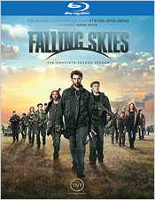 Falling Skies: The Complete Second Season (Blu-ray Disc)