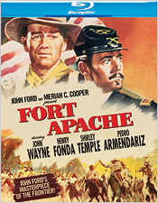 Fort Apache (Blu-ray Disc)