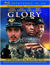 Glory (Mastered in 4K BD)