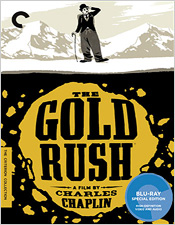 The Gold Rush (Criterion Blu-ray Disc)