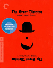 The Great Dictator (Criterion Blu-ray Disc)