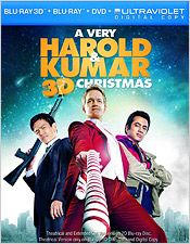 A Very Harold and Kumar Christmas 3D (Blu-ray 3D)