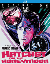Hatchet for the Honeymoon (Blu-ray Disc)