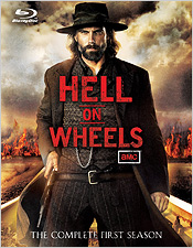 Hell on Wheels: The Complete First Season (Blu-ray Disc)