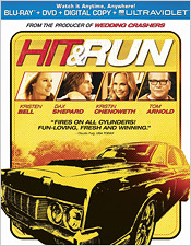 Hit & Run (Blu-ray Disc)