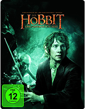 The Hobbit: An Unexpected Journey (German Blu-ray Steelbook)