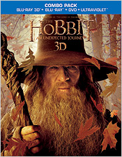 The Hobbit: An Unexpected Journey (Blu-ray 3D)