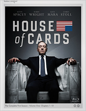 House of Cards (Blu-ray Disc)