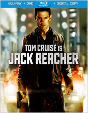 Jack Reacher (Blu-ray Disc)