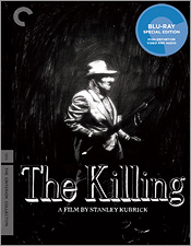 The Killing (Criterion Blu-ray Disc)