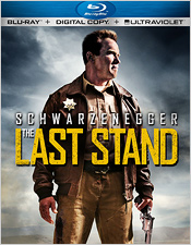 The Last Stand (Blu-ray Disc)