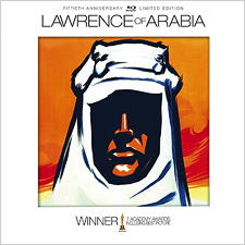Lawrence of Arabia: 50th Anniversary Collector's Edition (Blu-ray Disc)
