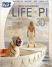 Life of Pi (Blu-ray 3D)