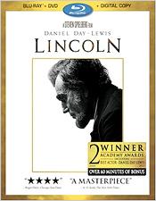 Lincoln (4-disc Blu-ray Disc)