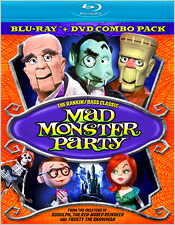 Mad Monster Party (Blu-ray Disc)