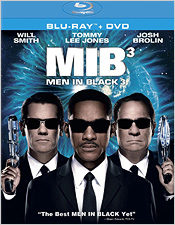 Men in Black 3 (Blu-ray Combo)