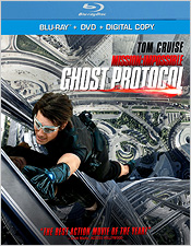 Mission: Impossible - Ghost Protocol (Blu-ray Disc)