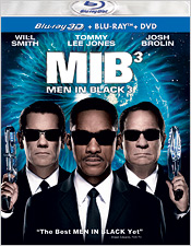 Men in Black 3 (Blu-ray 3D Combo)