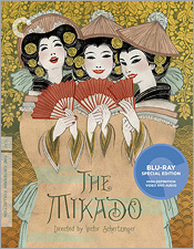 The Mikado (Criterion Blu-ray Disc)