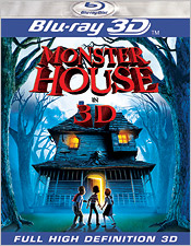 Monster House 3D (Blu-ray 3D)